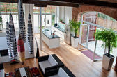 Moderno loft — Foto Stock
