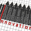 Innovation — Stock Photo #10056459