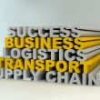 Supply Chain — 图库照片