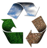 Recycling — Foto de Stock