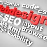 Webdesign — Stock Photo #9692180