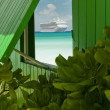 Stock Photo: Cruiseship
