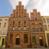 Dům mikuláše koperníka, toruň, polsko — Stock fotografie