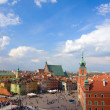 Old town, Warsaw, Poland - Stockfoto
