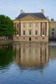 Mauritshuis, den haag, países bajos — Foto de Stock