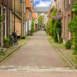 Stock Photo: Old town, Delft, Holland