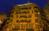 Casa Mila Pedrera, Bacelona, Spain — Stock Photo