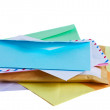 Pile of mail — Stock Photo #8287816
