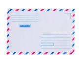 Priority mail — Stock Photo