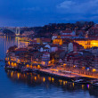 Old town of Porto, Portugal — Stok fotoğraf