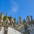 "Stock Photo: Portuguese sanctuary ""Bom Jesus do Monte"""