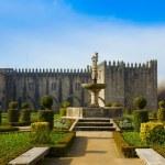 Palace of bishop, Braga, Portugal — Stock Photo #8675191