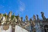 "Portugese heiligdom ""bom jesus monte"" — Stockfoto"