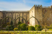 Archbishop's Palace, Braga, Portugal — Stock Photo