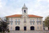 Town hall of Aveiro, Portugal — Stock Photo