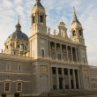 Cathedral Almudena, Madrid, Spain — Stock Photo