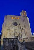 大教堂圣玛丽亚,赫罗纳,西班牙 — 图库照片