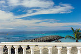 Seafront in playa Las Americas, Tenerife, Spain — Stockfoto