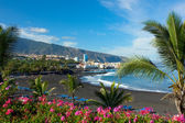 Playa Jardin, Tenerife, Spain — Stock Photo