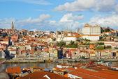 波尔图老镇葡萄牙 — 图库照片