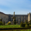 Palace of bishop, Braga, Portugal — Stock Photo #9370855
