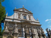 Church of Saints Peter and Paul, Krakow, Poland — Stock Photo
