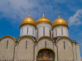 Cathedral Uspenskiy Kremlin, Moscow, Moscow — Stock Photo