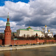 The Kremlin, Moscow, Russia — Stock Photo #9882941