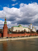 The Kremlin, Moscow, Russia — Stockfoto