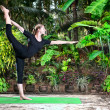 YogNatarajasandancer pose — Stock Photo #10329769