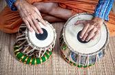 Tabla drums — Stock Photo
