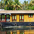 House boat close up — Stock Photo #10652080