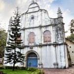 Vasco da gama church in Kochi — Stock Photo