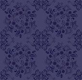 Blau-violetten farbverlauf muster — Stockvektor