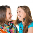 Two girls — Stock Photo #10447045