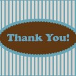 Thank You - Stock Vector