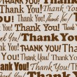 Thank You — Vector de stock #8858120