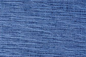 Blue fabric swatch samples texture — Stock Photo