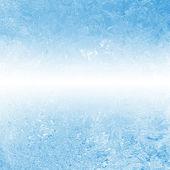 V zimě, zmrazené pozadí — Stock fotografie