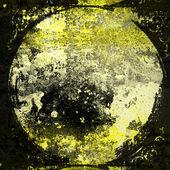 Grunge cirkel bakgrund — Stockfoto