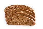 切片面包 — 图库照片