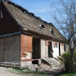 Old broken house — Stock Photo #10501948