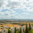 Panorama of Afula — Stock Photo