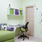 Childrens room — Stock Photo