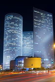 Azrieli center. — Stock Photo