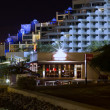 Eilat hotels — Stock Photo