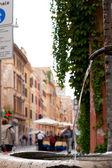 Urban scene of Rome — Stock Photo