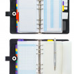 Organizer Book — Stock Photo