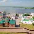 Nizhny Novgorod, Russia — Stock Photo