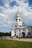 Assumption cathedral at Vladimir (Golden Ring of Russia) — Stock Photo